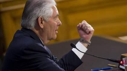 Украина является краеугольным камнем в отношениях между США и Россией, – Тиллерсон