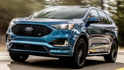 Ford Edge отримав заряджену версію