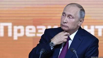 """""""Ты на себя посмотри"""": появилась карикатура на слова Путина о Ленине и мощах"""