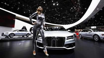 Электромобили и футуристические концепт-cars: в Детройте стартовал автосалон