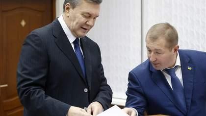 Азаров, Клюєв, Захарченко та інші: адвокати Януковича назвали осіб, яких хочуть допитати