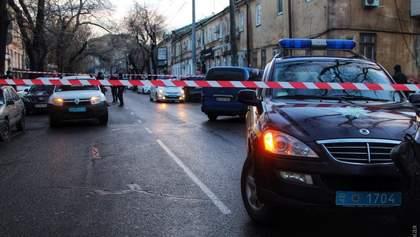 Перестрілка в Одесі: стала відома причина стрілянини