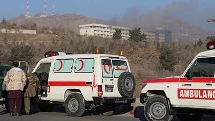 Теракт в Кабуле: число погибших украинцев может вырасти