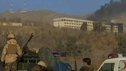 Тела погибших от теракта в Кабуле доставили в Украину