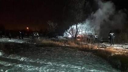 Очевидцы авиакатастрофы в Кременчуге отметили новую версию трагедии