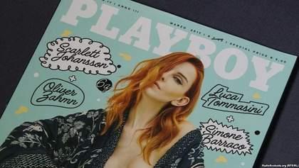 У Італії обирають найкращу обкладинку Playboy у 2017 році: серед фаворитів фото з українкою