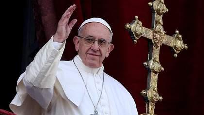 Папа Франциск призвал провести совместную молитву 23 февраля