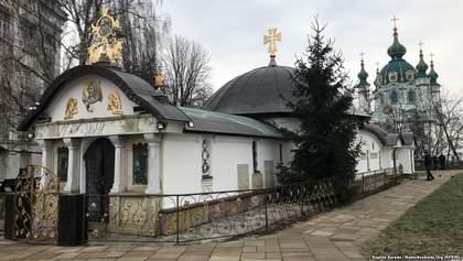 Как соратники Януковича причастны к незаконному строительству монастыря УПЦ МП возле Десятинной церкви: расследование