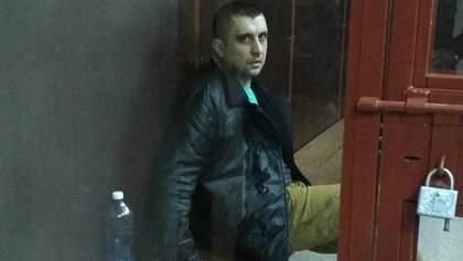 Суд продлил арест Россошанскому – виновнику ДТП, в котором погибла сестра Ноздровской
