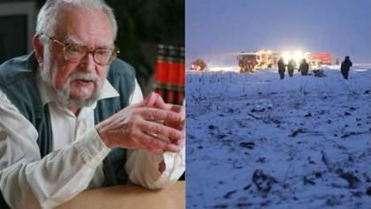 Главные новости 11 февраля: умер Мирослав Попович, авиакатастрофа в Подмосковье, детали громкой резни в Киеве