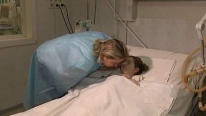Дніпровські медики розповіли, в якому стані постраждала від вибуху на Донеччині дівчинка