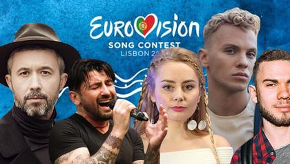 Нацвідбір на Євробачення 2018: відео виступів учасників першого півфіналу