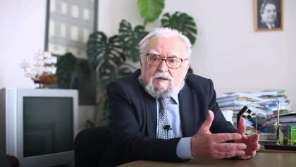 Смерть Мирослава Поповича: стало відомо, де та коли поховають філософа