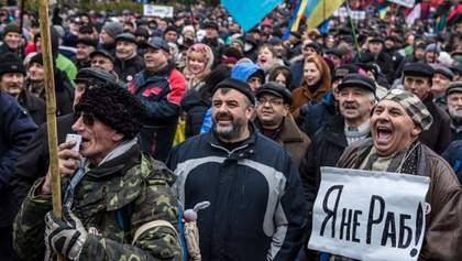 Выдворение Саакашвили: соратники политика зовут людей на Банковую