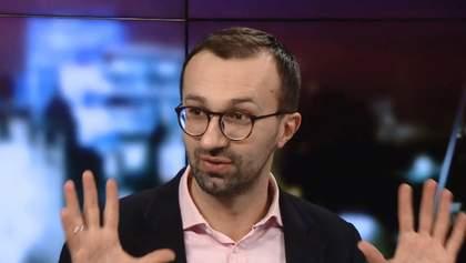 Порошенко будет держаться за власть руками, ногами, хвостом и зубами, – Лещенко о выдворении Саакашвили