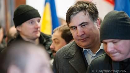Саакашвили сообщил, планирует ли он возвращаться в Украину