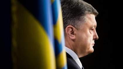В АП прокомментировали информацию о вывозе Саакашвили самолетом компании Порошенко