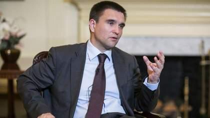 Міністр Данії відмовився говорити про українські реформи – Клімкін заступився за колегу