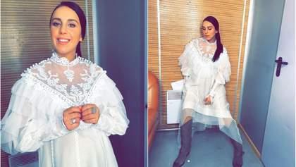 Джамала вразила ніжним образом на Нацвідборі на Євробачення 2018: яскраві фото