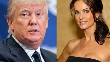 Модель Playboy розповіла про сексуальні зв'язки з Трампом