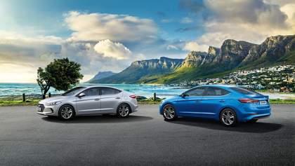 Цены на стильный бизнес-седан Hyundai Elantra снижены