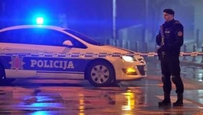 Взрыв возле посольства США в Черногории: неизвестный подорвал себя – появились фото