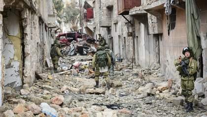 Канада обвинила Россию и режим Асада в нарушение перемирия в Сирии