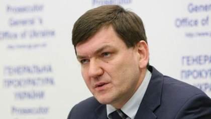 Горбатюк обвинил руководство Генпрокуратуры в затягивании дела против Лукаш