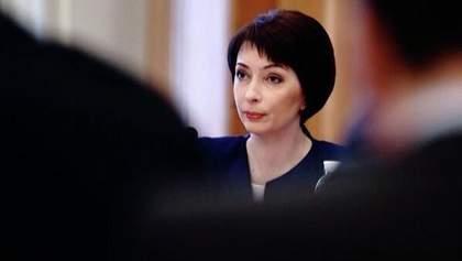 Скасування санкцій ЄС проти Лукаш та Клюєва: у ГПУ роз'яснили ситуацію