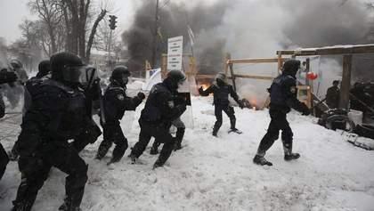 """В палаточном городке под Радой обнаружили """"железный трон"""" Саакашвили: фото"""