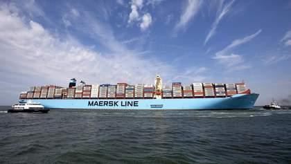 Крупнейший в мире контейнерный перевозчик уходит из Одесского порта