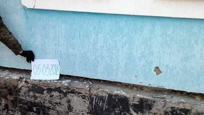 Терористи обстріляли житлові будинки та дитсадок у Щасті