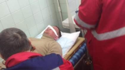 У Києві до втрати свідомості побили нардепа Левченка