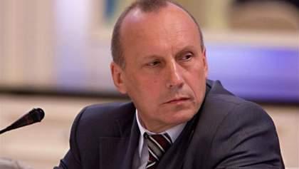 Бакулин пропустил все заседания ВР за полтора года