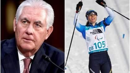Главные новости 13 марта: увольнение Тиллерсона и победы украинцев на Паралимпиаде