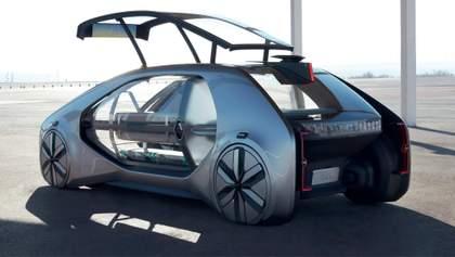 Renault показала концепт маршрутки майбутнього