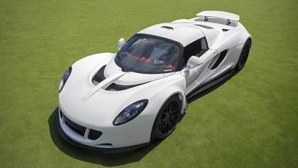 """Hennessey презентували новий автомобіль, який вже охрестили """"ракетою на колесах"""""""