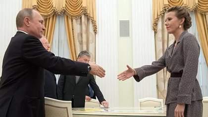 Путін доручив опрацювати прохання Собчак про помилування Сенцова та Кольченка