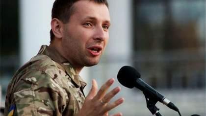 Парасюк хоче взяти на поруки активіста Майдану Бубенчика