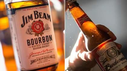 Bud і Jim Beam  випустять пиво зі смаком віскі