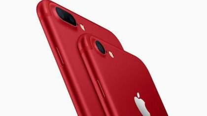3 причины, почему стоит покупать новый красный iPhone 8