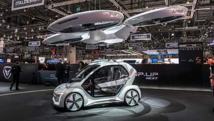 Audi готується випускати летючі авто у співпраці з Airbus