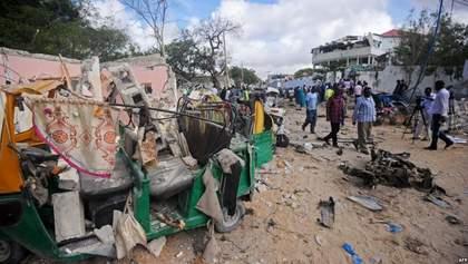 Теракт під час футбольного матчу у Сомалі: загинуло п'ять осіб