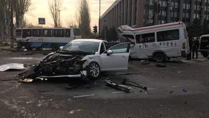 Смертельна ДТП у Кривому Розі: кількість жертв зросла до восьми (фото)