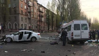 Жахлива ДТП у Кривому Розі: з'явилось відео з місця аварії