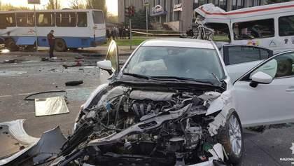 Смертельна ДТП у Кривому Розі: пасажир іномарки розповів, чому відбулося зіткнення