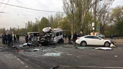 Аварія у Кривому Розі: сім'ї загиблих і постраждалих в ДТП отримають по 100 тис грн