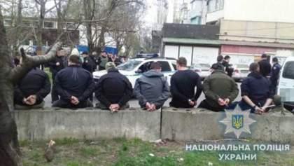 Стрілянина сталась в Одесі, є тяжкопоранені: з'явилось відео