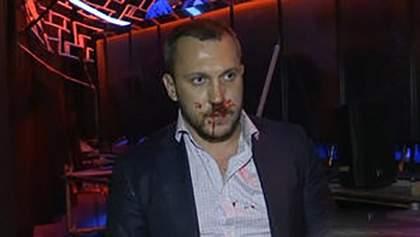 Два народні депутати побилися після ефіру на одному з каналів: фото та відео