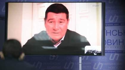 """""""Пленки"""" Онищенко: нардеп-беглец говорит, что готов предоставить НАБУ оригиналы записей"""